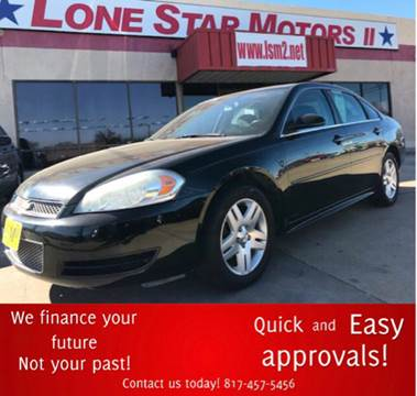 Chevrolet impala for sale in fort worth tx for Lone star motors fort worth tx