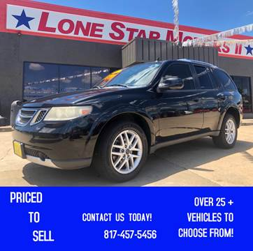 2007 Saab 9-7X for sale in Fort Worth, TX