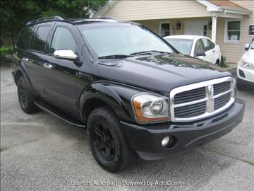 2005 Dodge Durango for sale in Angier, NC