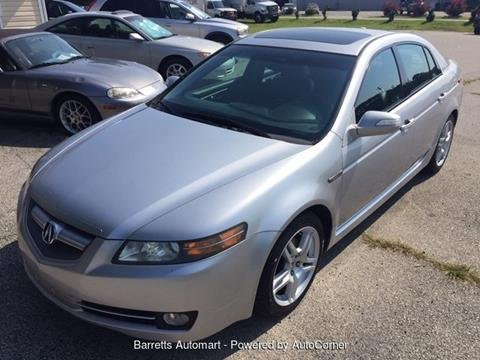 2008 Acura TL for sale in Angier, NC