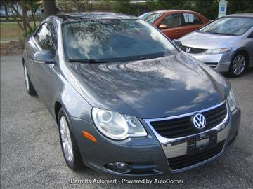 2008 Volkswagen Eos for sale in Angier, NC