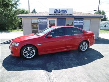 2008 Pontiac G8 for sale in Tipton, IN