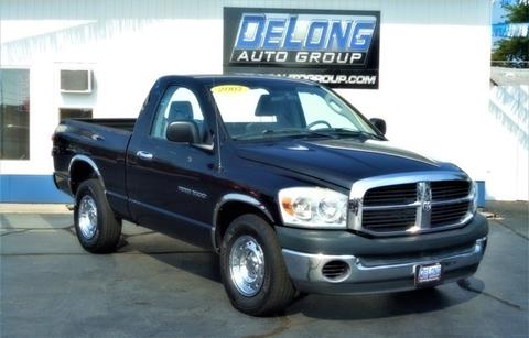2007 Dodge Ram Pickup 1500 for sale in Tipton, IN