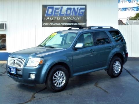 2011 Mercury Mariner for sale in Tipton, IN