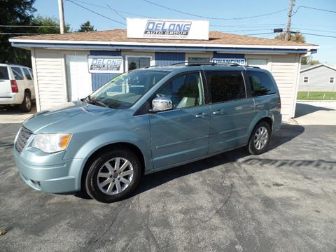 2008 Chrysler Town and Country for sale in Tipton, IN
