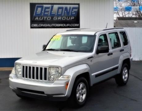 2010 Jeep Liberty for sale in Tipton, IN