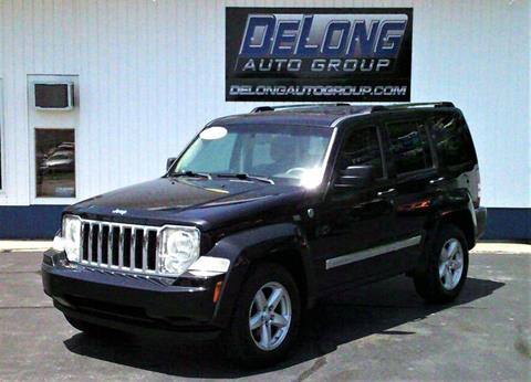 2008 Jeep Liberty for sale in Tipton, IN