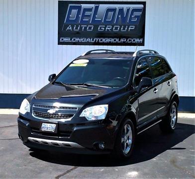 2013 Chevrolet Captiva Sport for sale in Tipton, IN
