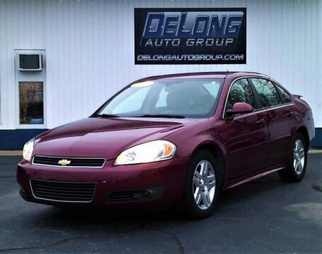 2010 Chevrolet Impala for sale in Tipton, IN
