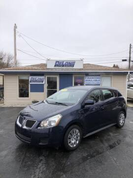 2009 Pontiac Vibe 2.4L for sale at DeLong Auto Group in Tipton IN