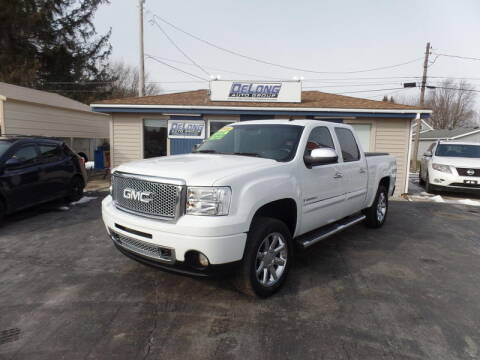 2009 GMC Sierra 1500 for sale at DeLong Auto Group in Tipton IN