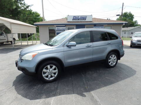 2008 Honda CR-V for sale at DeLong Auto Group in Tipton IN