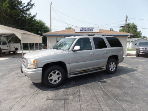2005 GMC Yukon for sale at DeLong Auto Group in Tipton IN