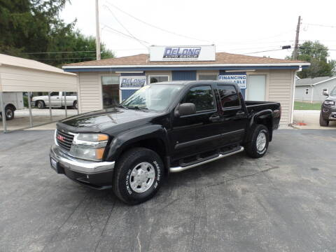 2006 GMC Canyon for sale at DeLong Auto Group in Tipton IN