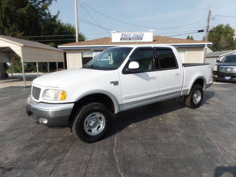 2001 Ford F-150 for sale at DeLong Auto Group in Tipton IN