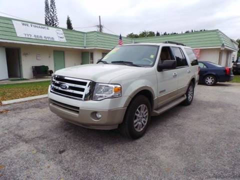2008 Ford Expedition for sale in Fort Pierce FL