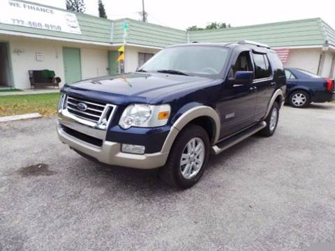 2007 Ford Explorer for sale in Fort Pierce, FL