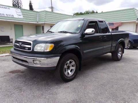 2000 Toyota Tundra for sale in Fort Pierce FL