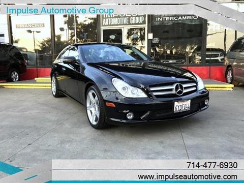 2011 Mercedes-Benz CLS for sale in Anaheim, CA