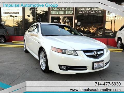 2008 Acura TL for sale in Anaheim, CA