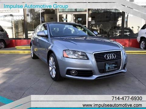 2010 Audi A3 for sale in Anaheim, CA
