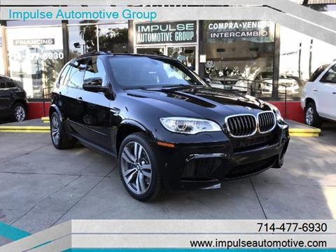 2013 BMW X5 M for sale in Anaheim, CA