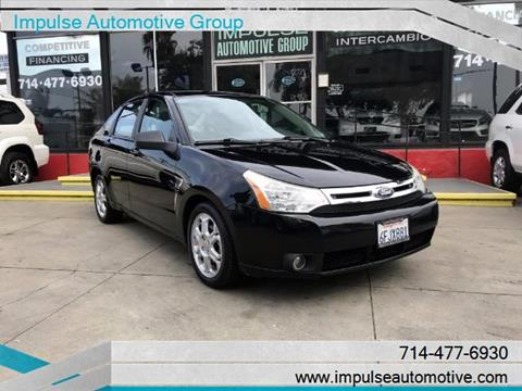 2008 Ford Focus for sale in Anaheim, CA