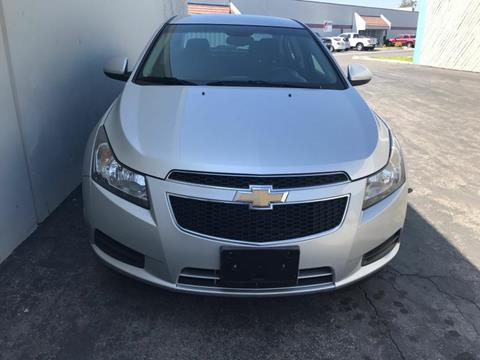 2014 Chevrolet Cruze for sale in Yorba Linda, CA