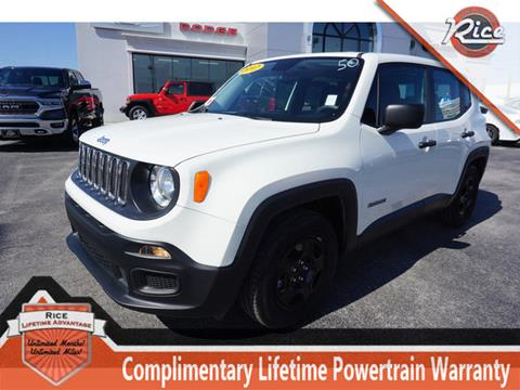 2017 Jeep Renegade for sale in Alcoa, TN