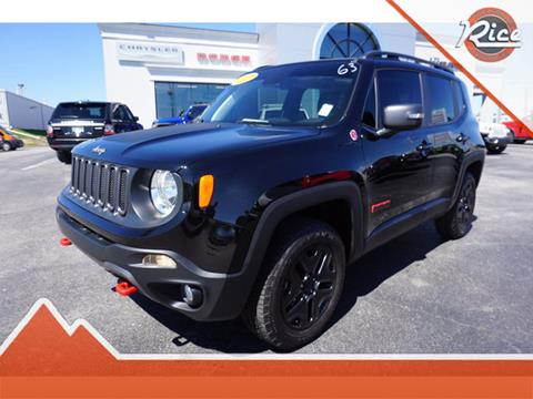 2018 Jeep Renegade for sale in Alcoa, TN