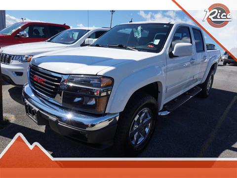 2010 GMC Canyon for sale in Alcoa, TN