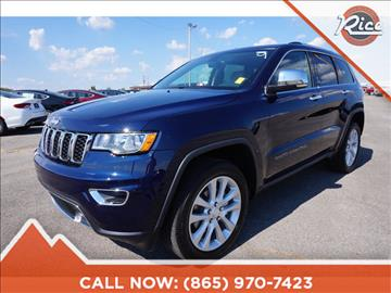 2017 Jeep Grand Cherokee for sale in Alcoa, TN