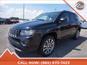 2016 Jeep Compass for sale in Alcoa, TN