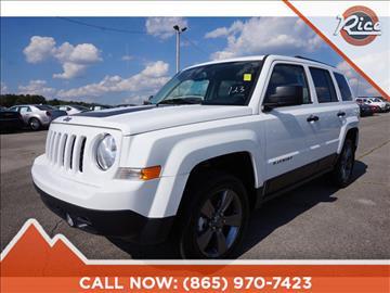 2017 Jeep Patriot for sale in Alcoa, TN