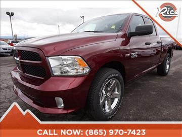 2017 RAM Ram Pickup 1500 for sale in Alcoa, TN