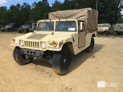 1990 AM General M998 HMMWV HUMMER for sale in Waukegan, IL