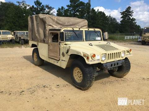 2006 AM General M998 HMMWV  HUMVEE for sale at Cowboy Incorporated in Waukegan IL