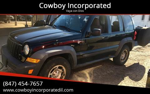 2007 Jeep Liberty for sale in Waukegan, IL