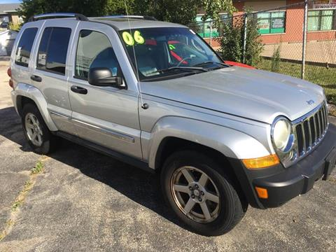 2006 Jeep Liberty for sale in Waukegan, IL