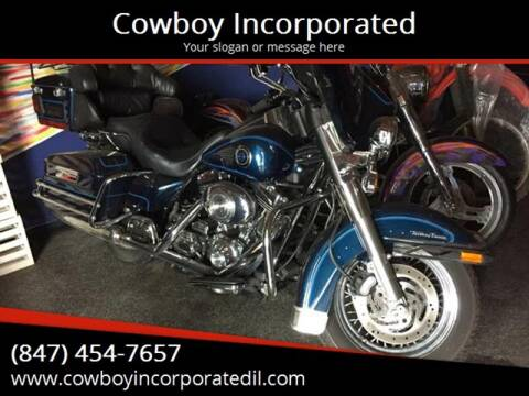 2001 Harley-Davidson Ultra Classic Electra Glide for sale in Waukegan, IL