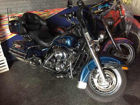 Harley-Davidson Ultra Clic Electra Glide For Sale in Indiana ...