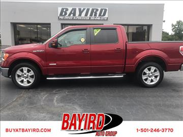 2013 Ford F-150 for sale at Bayird Pre-Owned Supercenter of Little Rock in North Little Rock AR