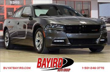 2016 Dodge Charger for sale at Bayird Pre-Owned Supercenter of Little Rock in North Little Rock AR