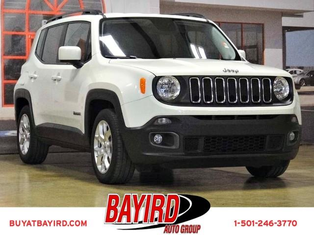 2016 Jeep Renegade for sale at Bayird Pre-Owned Supercenter of Little Rock in North Little Rock AR
