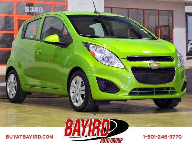 2014 Chevrolet Spark for sale at Bayird Pre-Owned Supercenter of Little Rock in North Little Rock AR