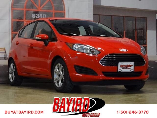 2015 Ford Fiesta for sale at Bayird Pre-Owned Supercenter of Little Rock in North Little Rock AR