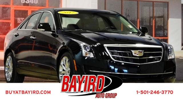 2017 Cadillac ATS for sale at Bayird Pre-Owned Supercenter of Little Rock in North Little Rock AR