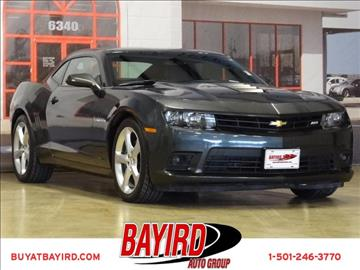 2015 Chevrolet Camaro for sale at Bayird Pre-Owned Supercenter of Little Rock in North Little Rock AR