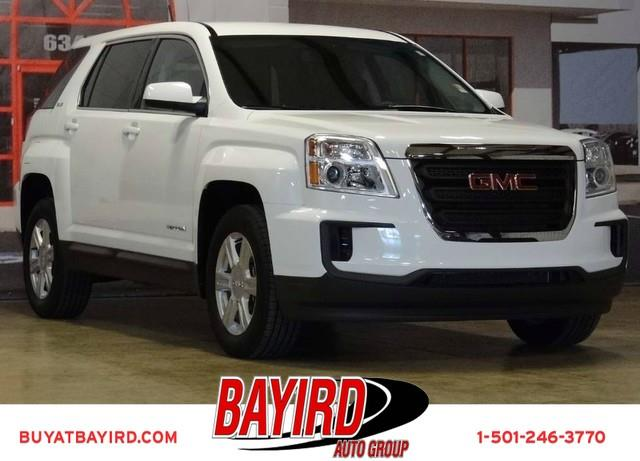 2016 GMC Terrain for sale at Bayird Pre-Owned Supercenter of Little Rock in North Little Rock AR
