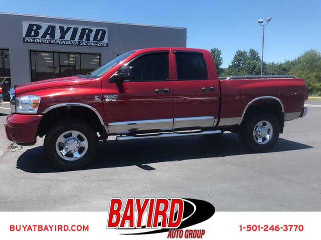 2008 Dodge Ram Pickup 2500 for sale at Bayird Pre-Owned Supercenter of Little Rock in North Little Rock AR